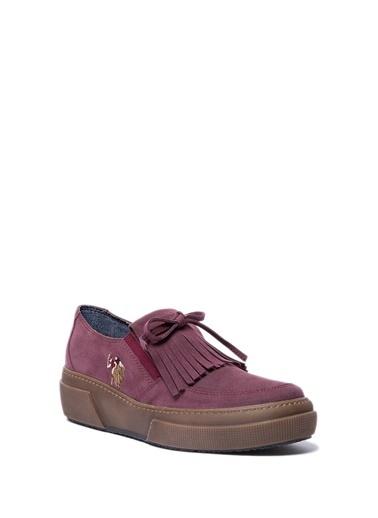 U.S.Polo Assn. Ayakkabı Kırmızı